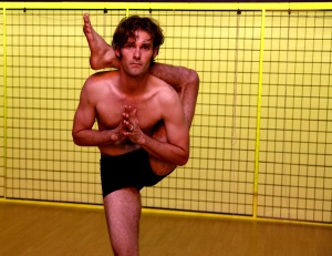 Shannon, Men of Yoga Cover Model & Awesome Instructor