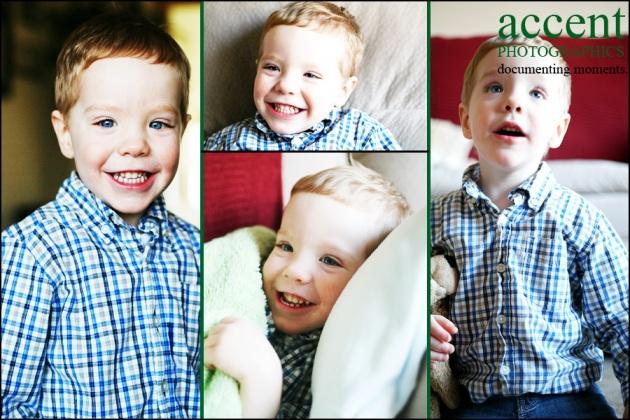 Aidan, Age 2