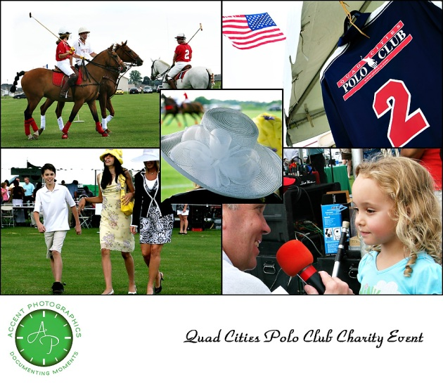 Glimpse of 2008 QC Polo Club Charity Event