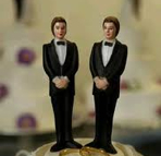 same sex couple wedding