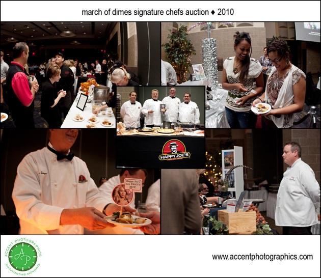 People enjoying restaurant food samples prepared by chefs