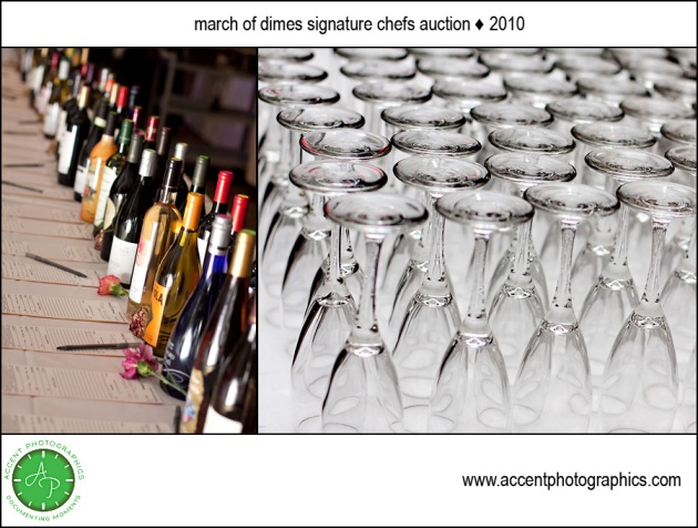 wine bottles and wine glasses