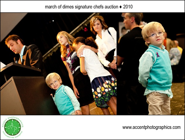 march of dimes ambassador family