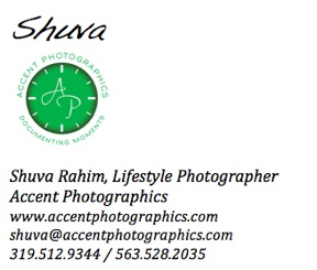 Shuva Rahim of Accent Photographics